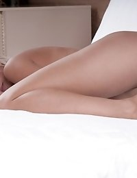 Enjoying Own Body In A Messy Warm Bed, Totally Nude Is Perhaps The Best Way To Ensure Tighter Bond W