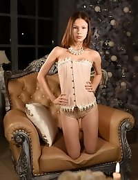 A Teen Doll Like Her Is Sure To Make You See Some Sexy Things You Have Yet To Dream Of As She Strips