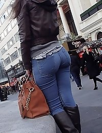 Jeans sex pics of slim and fat babes