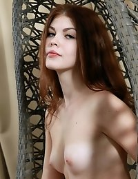 This Red Haired Wonder Has The Sweetest Shapes That She Has Some Incredible Fun Showing Off In Her H