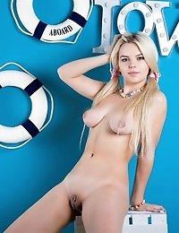 A Skinny Teen Like Her Has Many Amazing Curves That She Enjoys Showing Off And Today She Strips Most
