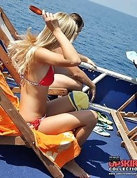 Hotties in and out off the bikinis