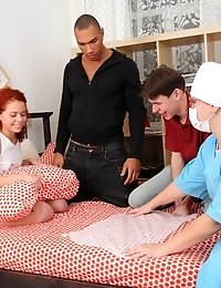 There Are Some Sexual Needs Needed To Be Carried Out For Redhead Chick