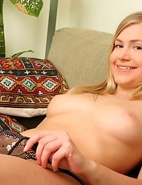 Hellish Hot Naked Blonde Is Ready To Make Your Mouth Water With Her Nicest Show To Ever Appear On Th