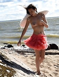 Her Abundance In Joy And Lust Cannot Be Left Unexpressed As She Gets Really Naughty With Her Pink Te