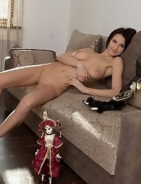 She Is Really Horny And Just Loves To Show Off Her Hot Body Whenever Someone Is Watching And Making