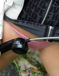 Hurry up to see best upskirt shots