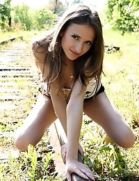 A Seductive Teen Like Her Is Sure To Cause More Than A Few Boners To You As She Shows And Strips Off