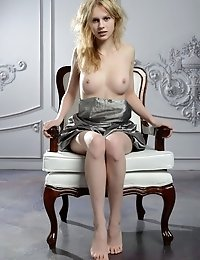 Her Amazing Teen Body Is Something To Be Embraced With Great Love As Strips And Teases With Her Clot