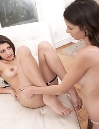 Lexi Bloom Cant Wait To Bring Rilee Marks To Orgasm With Her Expert Tongue Delving Into Her Lover's