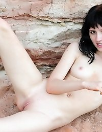 She Focuses On Everything That's Important Whenever She Shows That Perfect Little Fresh Pussy In Her