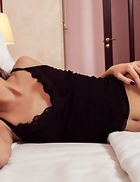 This Passionate Feminine Wonder Just Wants To Reveal Her Shapely Body In A Way That Will Make Sure T