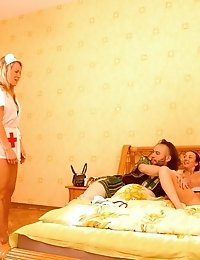 Hot Virgin Coed Spoiled By Perverted Classmates