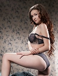 Some Babes Look Awesome In Both Ways, Dressed And Nude. Just Like This Gorgeous Cutie From Eastern E