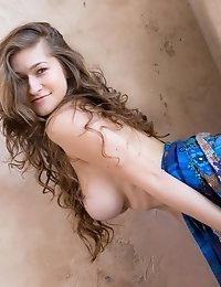 Amazing Huge Tits Of This Teen Are Really Breathtaking. Especially The Lovely Way She Like To Show T