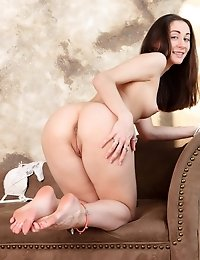 Legs Are Wide Spread All Over This Place And She Is Making Sure That You See Every Bit Of Pussy Ther