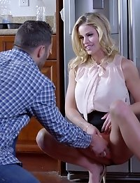 Jessa Rhodes Teachers Her Stepdaughter Lucy Doll How To Suck Cock Like A Champ And Then How To Fuck