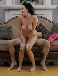 Babe Christina Snow Aces Her Casting Interview And Then Shows Our Casting Director That She Knows Ho