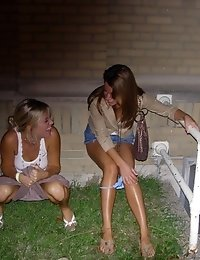 Nasty upskirt pics with babes demonstrating panties