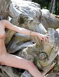 Glamorous Brunette On The Beach Takes Off Her Hot Bikini And Poses With Her Juicy Pussy In The Sand.